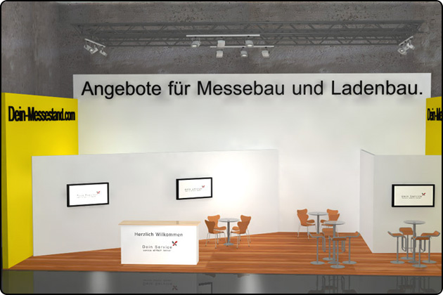 Messebau ITB Berlin